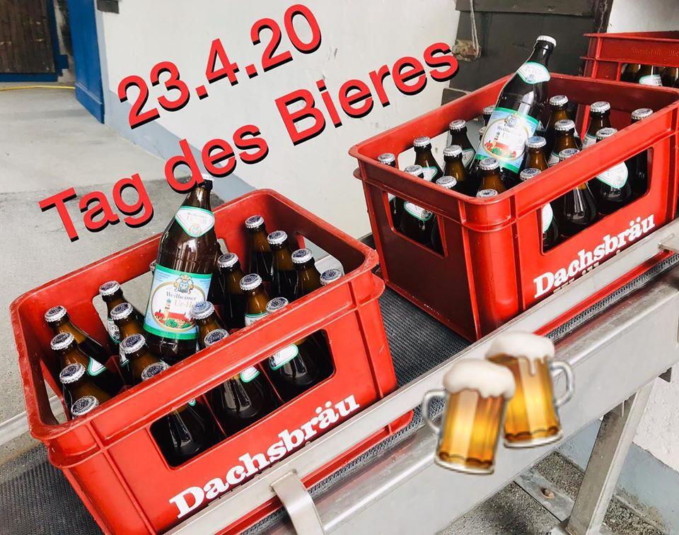 Tag des Bieres 23.04.2020